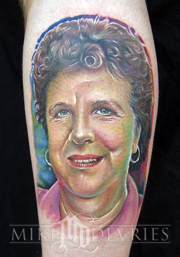Tattoos - Grandma  - 18876
