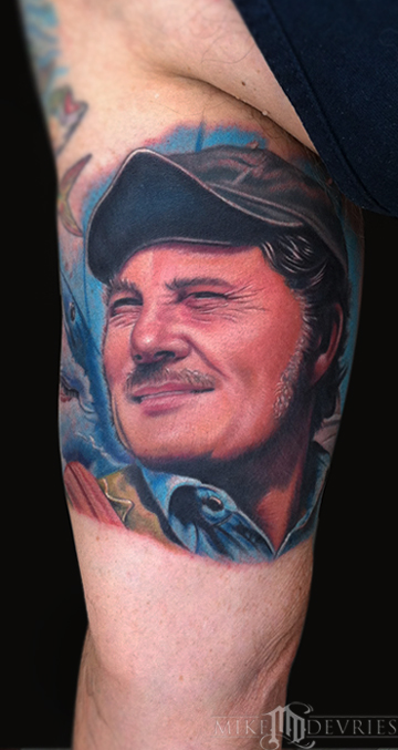 Tattoos - Captain Quint  - 68188