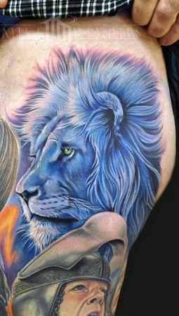 Mike DeVries - The King Tattoo