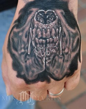 Mike DeVries - Coyote Skull