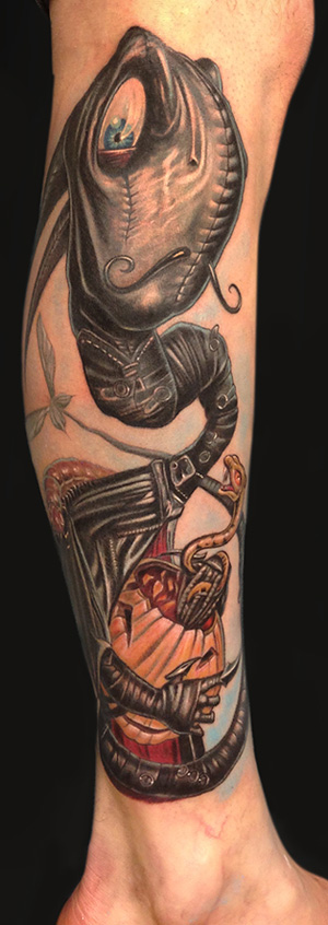 Tattoos - Craola Tattoo - 71261