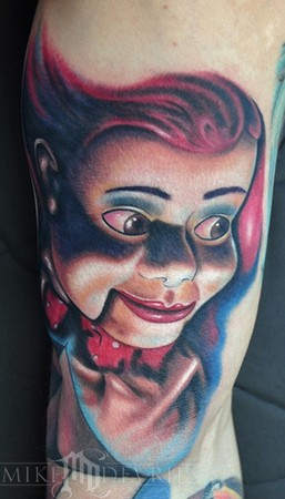 Tattoos - Social Doll Tattoo - 46698