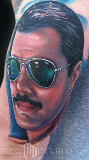 Mike DeVries - Freddie Mercury