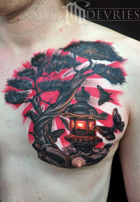 Mike DeVries - Japanese Lantern