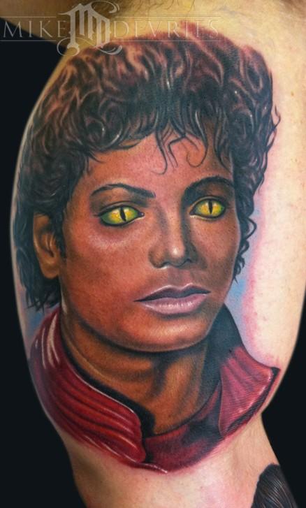 Mike DeVries - Michael Jackson