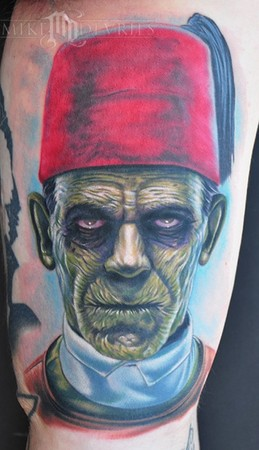 Tattoos - Mummy Tattoo - 47340