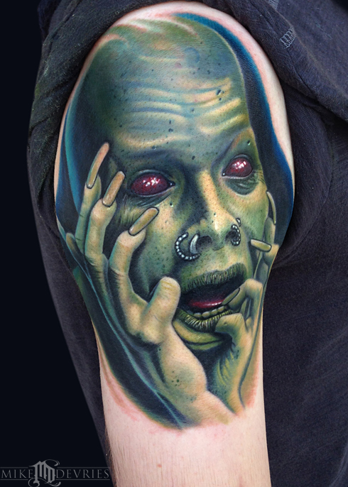 Tattoos - Sopor Aeternus Tattoo - 89677