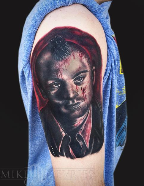 Tattoos - Taxi Driver Tattoo - 102455