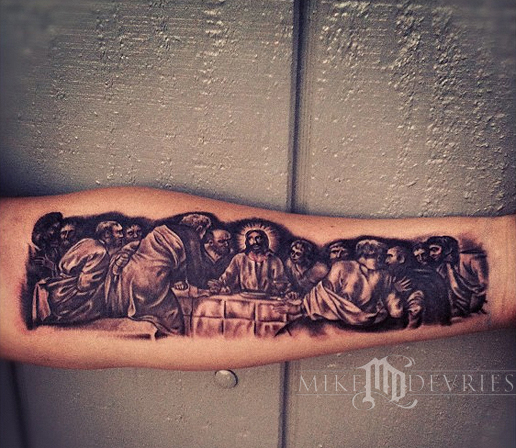 Tattoos - The Last Supper - 70669