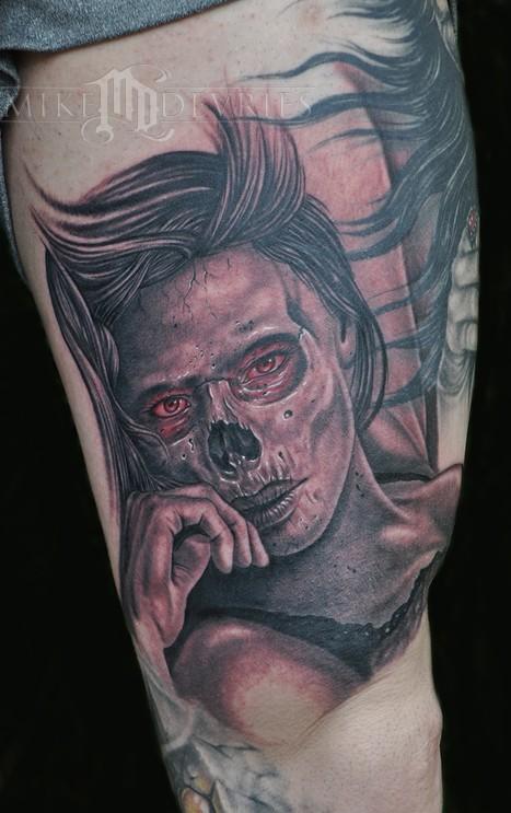 Mike DeVries - Zombie Girl