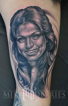 Tattoos - Portrait  - 34854