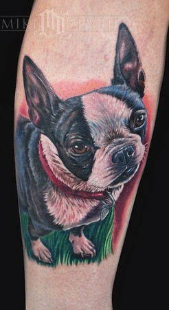 Mike DeVries - Terrior Tattoo