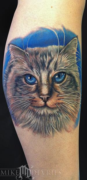 Tattoos - Kitty Cat - 68171