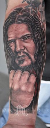 Mike DeVries - Dime Bag Tattoo