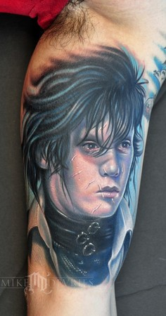 Tattoos - Johnny Depp Tattoo - 44686