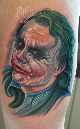 Tattoos - Joker Tattoo - 44685