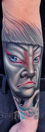 Mike DeVries - Kabuki