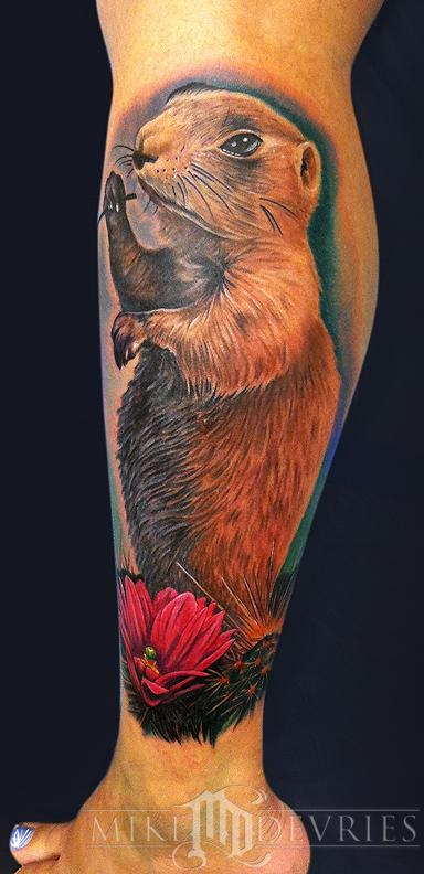 Tattoos - Prairie Dog Tattoo - 69045