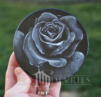 Mike DeVries - Rose Study
