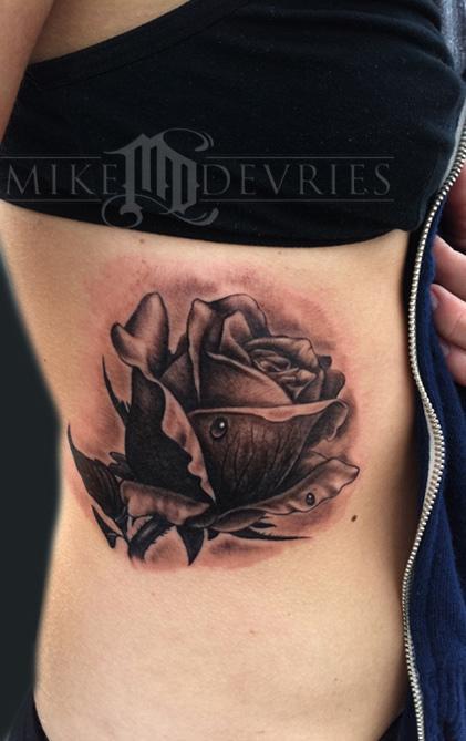 Mike DeVries - Rose Tattoo