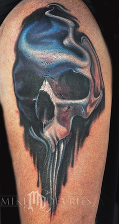 Mike DeVries - Human Skull
