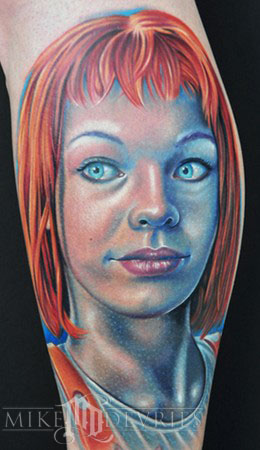 Mike DeVries - Fifth Element