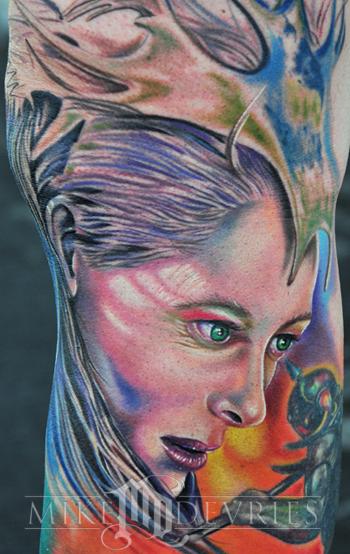 Tattoos - Narnia Witch - 26984