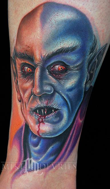 Tattoos - Nosferatu Tattoo - 26285