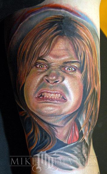 Tattoos - Ozzy Osbourne Tattoo - 20668