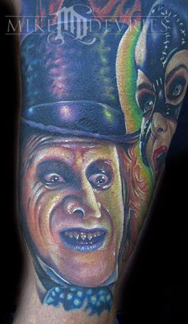 Tattoos - Penguin - 17846