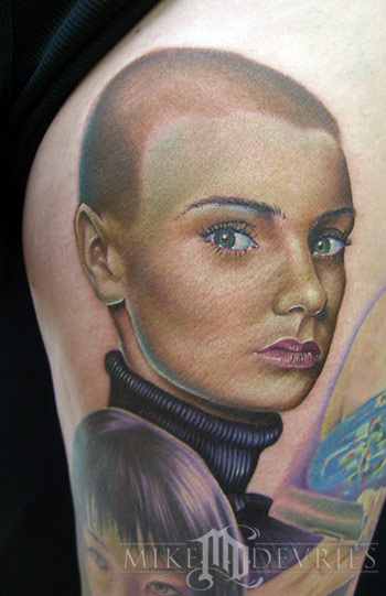 Tattoos - Sinéad O'Connor  - 19954