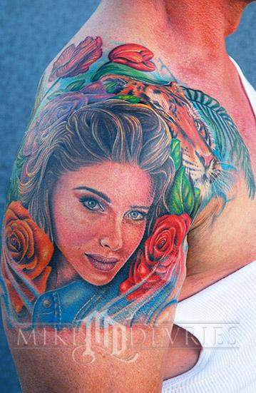 Tattoos - Sylvester Tattoo - 26282