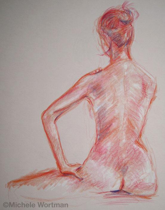 Michele Wortman - Palette&Chisel 2008  20min