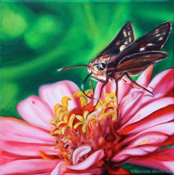 Michele Wortman - Butterfly 3 2010