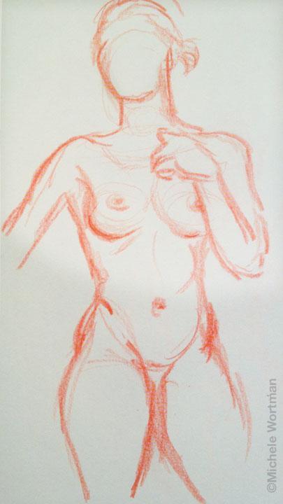 Michele Wortman - Palette&Chisel 2002  5min