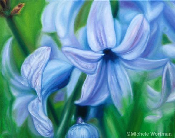 Michele Wortman - Hyacinth 2010