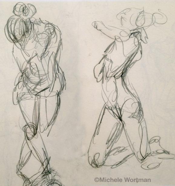 Michele Wortman - Palette&Chisel 1996  2min