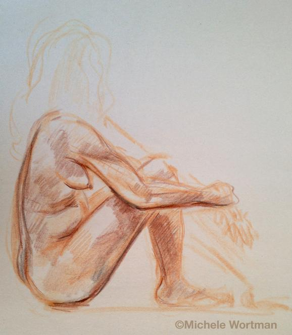 Michele Wortman - Palette&Chisel 2009  20min