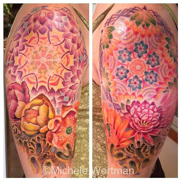 Michele Wortman - Kaleys Desert Bloom bodyset