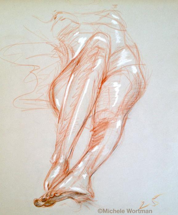 Michele Wortman - Palette&Chisel 2009  25min