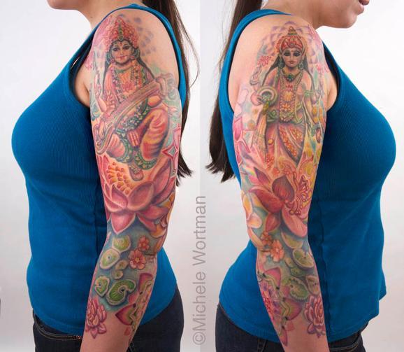 Michele Wortman - Charity Goddess bodyset