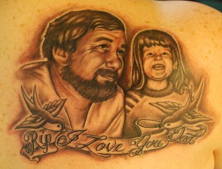 Tattoos - Portrait Tattoo - 63766