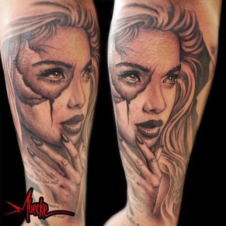Tattoos - Portrait tattoo - 108178