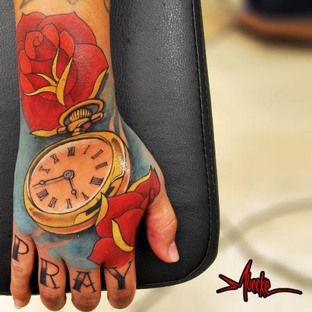 Tattoos - Hand tattoos - 108174