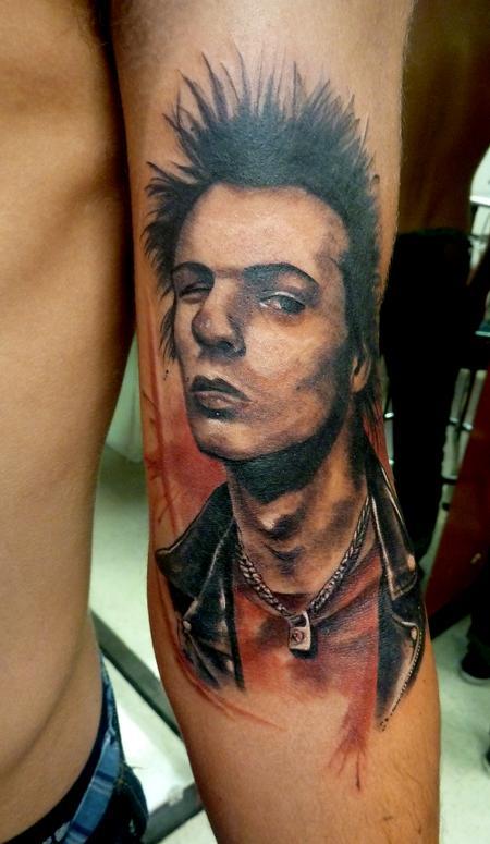 Tattoos - Sid Vicious - 111693