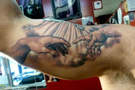 Tattoos - Creation of David - 111694