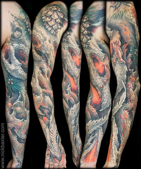 Tattoos - The Pine Barrens - 77385