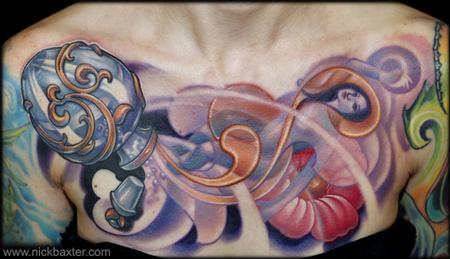 Tattoos - Jitterbug Perfume - 87663