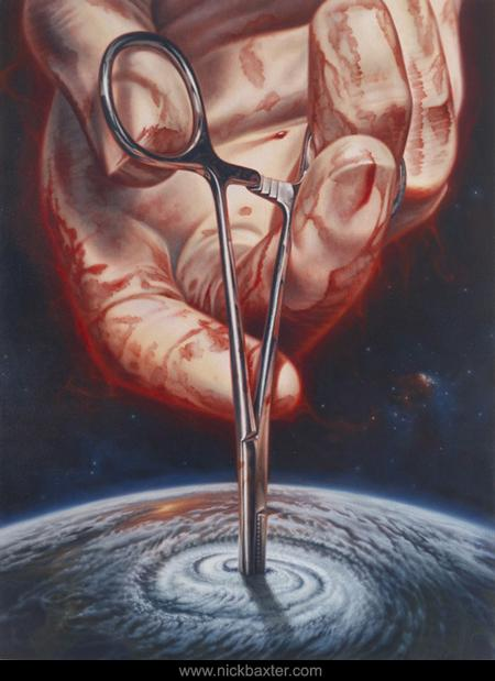 Nick Baxter - Hand Of God II