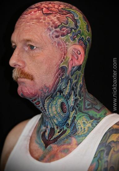 Tattoos - Jack V - 50584